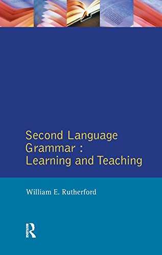 9781138160248: Second Language Grammar: Learning and Teaching (Applied Linguistics and Language Study)