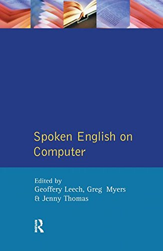 9781138160590: Spoken English on Computer: Transcription, Mark-Up and Application