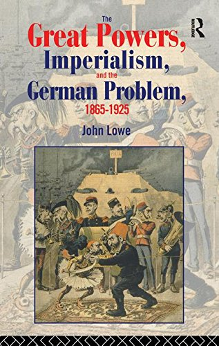 9781138160682: The Great Powers, Imperialism and the German Problem 1865-1925 (Policy; 56)