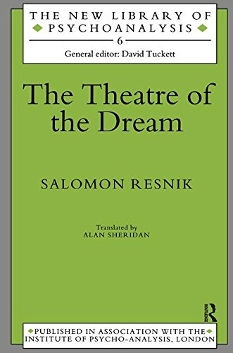 9781138161719: The Theatre of the Dream (The New Library of Psychoanalysis)