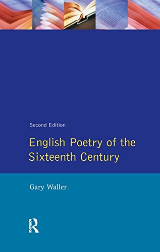 9781138162037: English Poetry of the Sixteenth Century (Longman Literature In English Series)