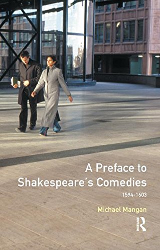 9781138162303: A Preface to Shakespeare's Comedies (Preface Books)