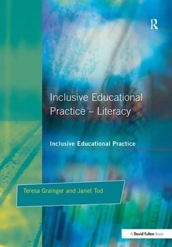 9781138162983: Inclusive Educational Practice