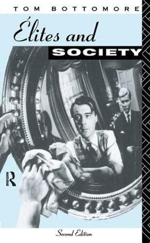 9781138163164: Elites and Society