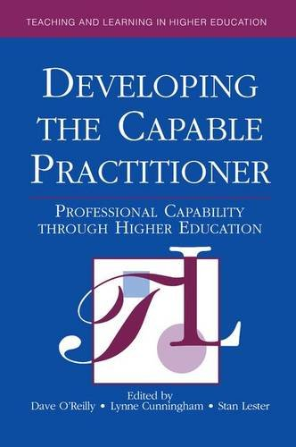 9781138163492: Developing the Capable Practitioner: Professional Capability Through Higher Education