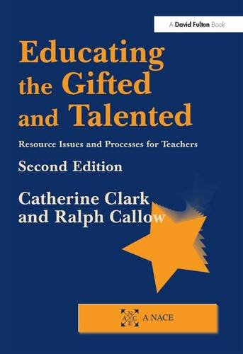 9781138164079: Educating the Gifted and Talented, Second Edition: Resource Issues and Processes for Teachers