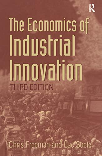 9781138164451: Economics of Industrial Innovation