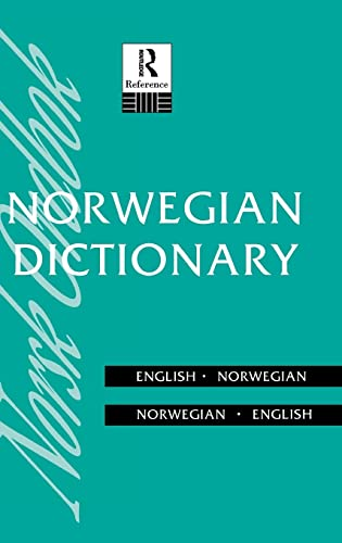 9781138165151: Norwegian Dictionary: Norwegian-English, English-Norwegian (Routledge Bilingual Dictionaries)