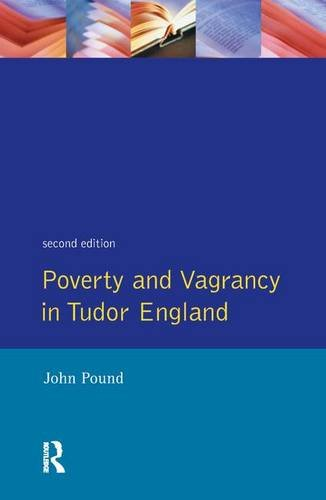 9781138167698: Poverty and Vagrancy in Tudor England (Seminar Studies)