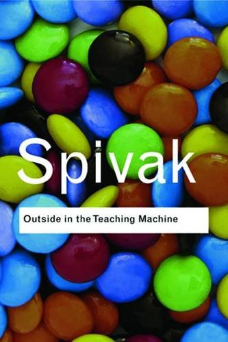 9781138167902: Outside in the Teaching Machine (Routledge Classics)