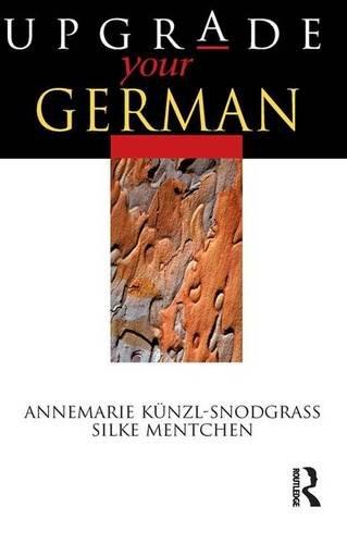 9781138168176: Upgrade your German (German Edition)