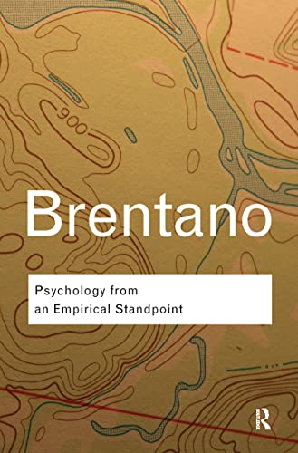 9781138168251: Psychology from An Empirical Standpoint (Routledge Classics)