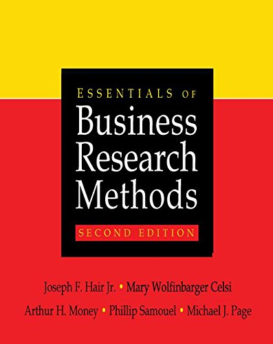 9781138168480: Essentials of Business Research Methods