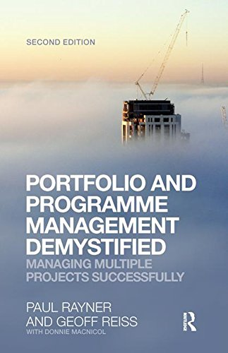 9781138168565: Portfolio and Programme Management Demystified: Managing Multiple Projects Successfully