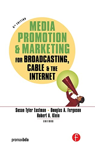 9781138168671: Media Promotion & Marketing for Broadcasting, Cable & the Internet