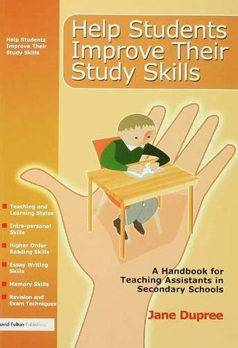 9781138169227: Help Students Improve Their Study Skills: A Handbook for Teaching Assistants in Secondary Schools