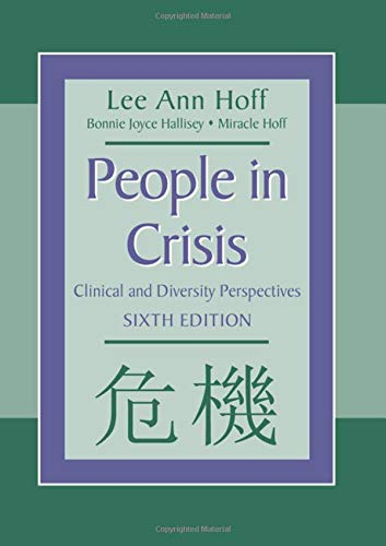 9781138170285: People in Crisis: Clinical and Diversity Perspectives