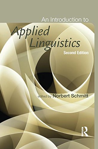 9781138170551: An Introduction to Applied Linguistics