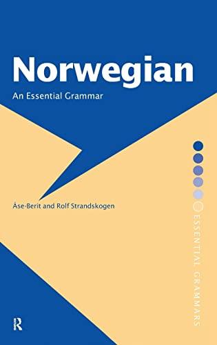 9781138170582: Norwegian: An Essential Grammar (Routledge Essential Grammars)