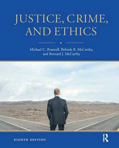 9781138170629: Justice, Crime, and Ethics