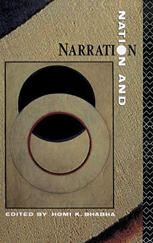 9781138170636: Nation and Narration