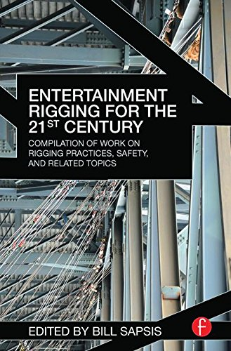 9781138170681: Entertainment Rigging for the 21st Century: Compilation of Work on Rigging Practices, Safety, and Related Topics