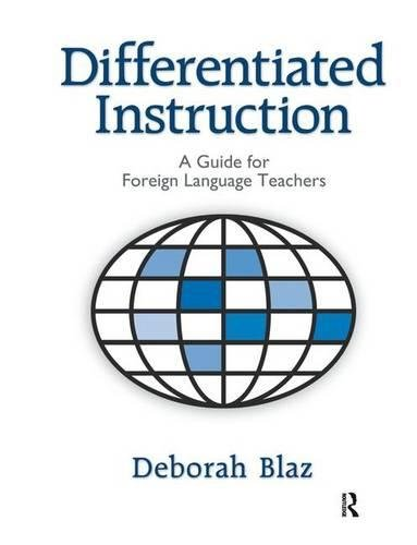 9781138170728: Differentiated Instruction: A Guide for Foreign Language Teachers