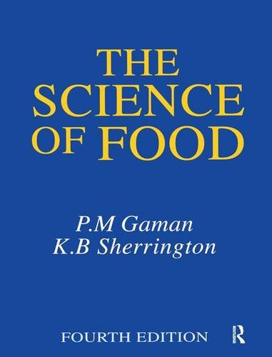9781138170834: Science of Food