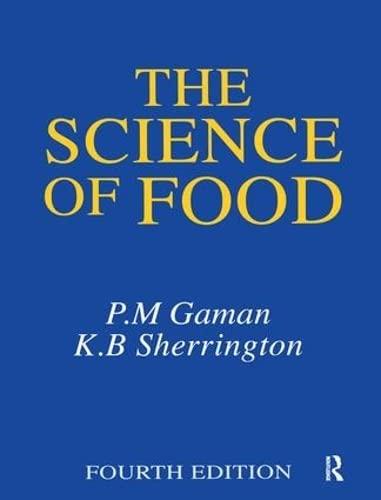 9781138170834: Science of Food