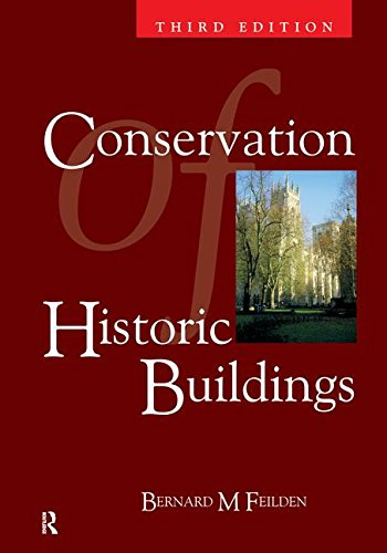 9781138170940: Conservation of Historic Buildings