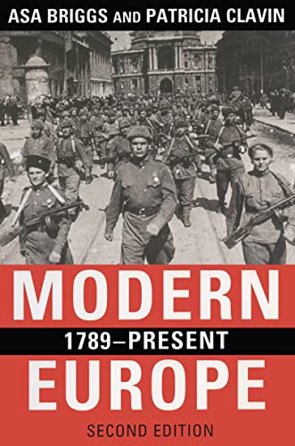9781138171299: Modern Europe, 1789-Present