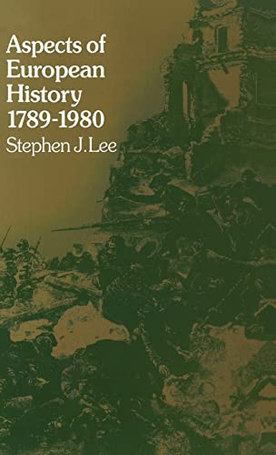 9781138171411: Aspects of European History 1789-1980 (University Paperbacks)
