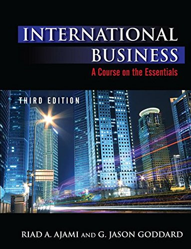 9781138172258: International Business: Theory and Practice