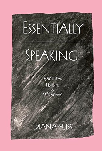 9781138172470: Essentially Speaking: Feminism, Nature and Difference