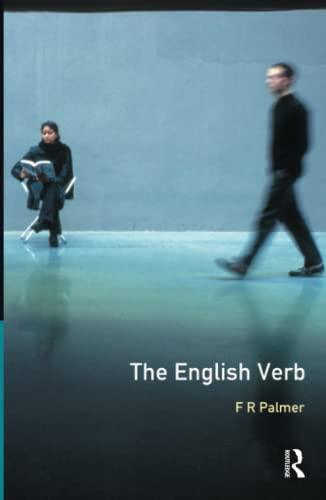 9781138173088: The English Verb