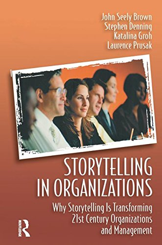 9781138173491: Storytelling in Organizations