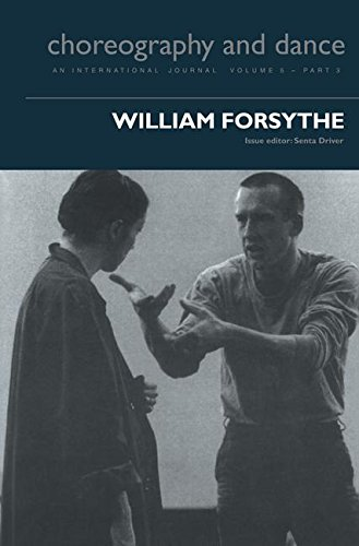 9781138173620: William Forsythe