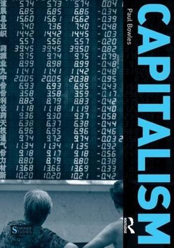 9781138174092: Capitalism (Seminar Studies)