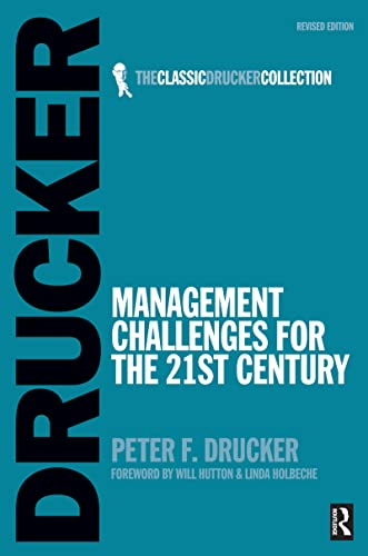 9781138174207: Management Challenges for the 21st Century