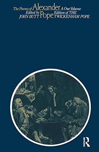 9781138175860: The Poems of Alexander Pope