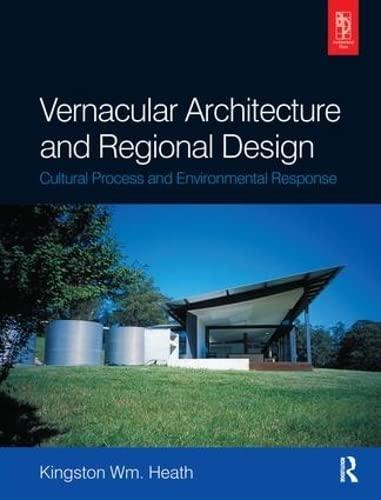 9781138177208: Vernacular Architecture and Regional Design