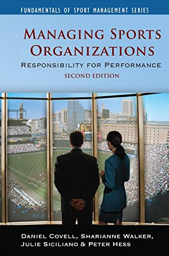 9781138177659: Managing Sports Organizations (Fundamentals of Sport Management)