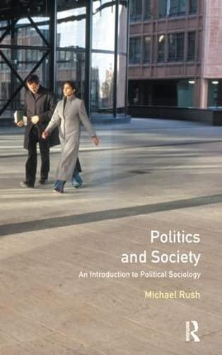 9781138177727: Politics & Society