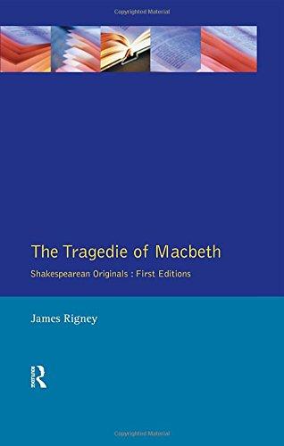 9781138179219: The Tragedie of Macbeth: The Folio of 1623
