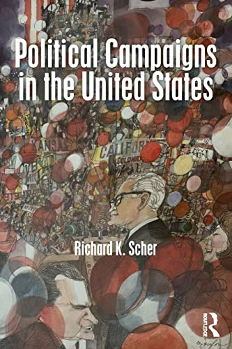 Political Campaigns in the United States (Paperback)