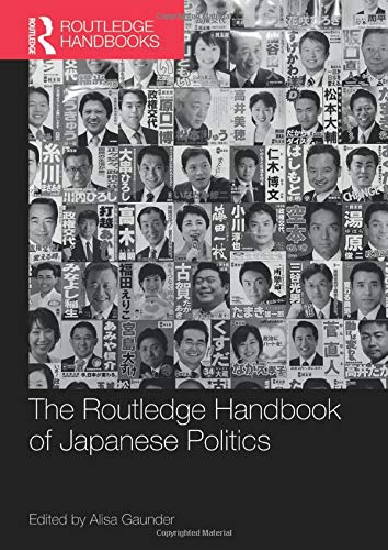9781138182851: The Routledge Handbook of Japanese Politics (Routledge Handbooks)