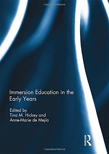 Immersion Education in the Early Years (Hardcover)
