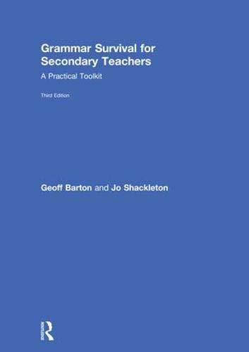 9781138185241: Grammar Survival: A Teacher's Toolkit