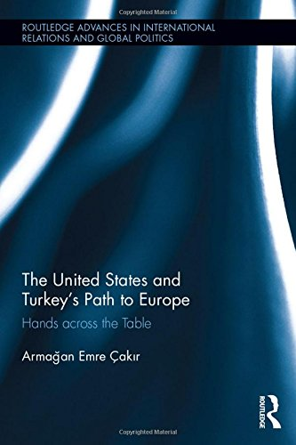 9781138186859: The United States and Turkey's Path to Europe: Hands across the Table (Routledge Advances in International Relations and Global Politics)