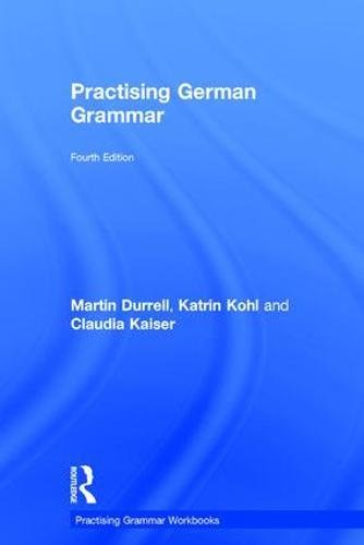 9781138187030: Practising German Grammar (Practising Grammar Workbooks) (German Edition)